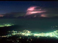 富士山 夜景 (小岩井大輔)