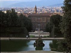 10 Must-See Sights in Florence: Boboli Garden and Pitti Palace