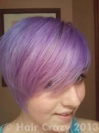pastel lilac hair (found on google)