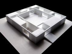 Atrium #House THAM & VIDEGÅRD ARKITEKTER #architecture