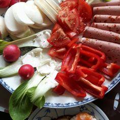 Frühstück zum Wachwerden :-)