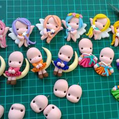 Chibi dolls                                                       …                                                                                                                                                                                 Mais