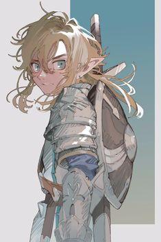 (20) NoriMori is making stuff ✨ (@norimori_draws) / Twitter Ben Drowned, Character Concept, Character Art, Link Art, Hyrule Warriors, Legend Of Zelda Breath, Breath Of The Wild, Wallpaper Iphone Cute, Medieval Fantasy