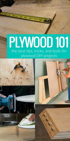 Plywood 101 Best Plywood Tips Tricks And Tools Rem. Plywood 101 Best Plywood Tips Tricks And Tools Remodelaholic Used Woodworking Tools, Easy Woodworking Projects, Popular Woodworking, Woodworking Techniques, Woodworking Furniture, Woodworking Plans, Diy Furniture, Workbench Plans, Woodworking Patterns