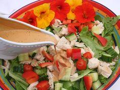 Nacho Chicken Salad (Dairy, Gluten and Grain Free)