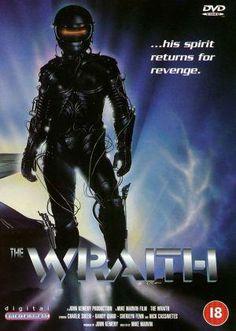 The Wraith (1984) - Dodge M4S Prototype - 1981  CarPodcast Nº55 – Las 10 mejores películas de terror con automóviles  http:// ow.ly/geN1Y — con Charly Sheen.