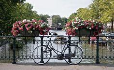 Bicicleta em Amsterdã, Holanda