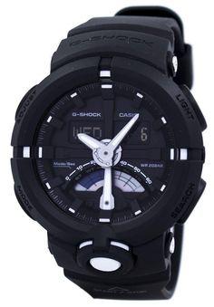 b4fd1bb7534 Casio G-Shock Analog Digital 200M GA-500-1A GA500-1A Men s Watch