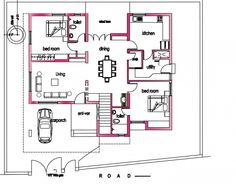Modern Home Designs Amazing House Layouts Ground Floor Plan