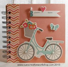Woodland Park Mini Album - Scrapbook.com