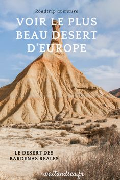 roadtrip desert bardenas Spain – Travel and Tourism Trends 2019 Travel And Tourism, Spain Travel, Travel Destinations, Travel Around The World, Around The Worlds, Spain Road Trip, Plan My Trip, Voyage Europe, Slow Travel
