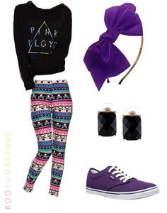 20 Cute Outfits for Teen Girls for School Cute Outfits For Teens Girls, Weekend Outfit, Mine Outfits, Awesome Outfits Fo...