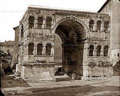 Arco di Giano detto Quadrifronte Anno: 1864/79
