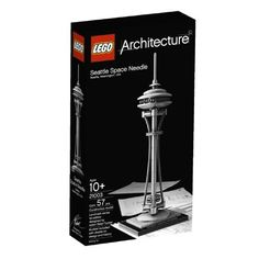 LEGO Architecture Seattle Space Needle 21003...