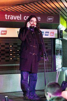 Glasgow International Comedy Festival 2013.