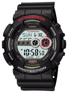 CASIO G-SHOCK GD-100-1AJF (Japan Import) >>> Details can be found by clicking on the image.