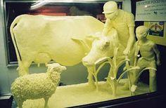 Đàn lợn từ bơ