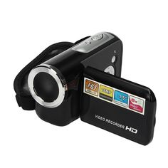 2017 Brand New and High Quality 1.5 Inch TFT 16MP 8X Digital Zoom Video Camcorder Camera