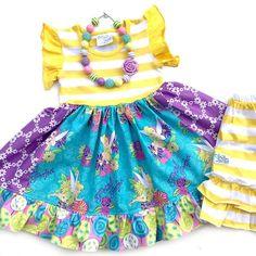 A little Pixie Dust dress