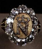 Napolean Bonepart's ring