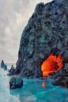 Matador Cave - Malibu, California | A 1 Nice Blog