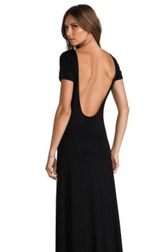 Lovers + Friends Vanity Fair Dress in Black from REVOLVEclothing