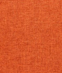 Shop  Dark Orange Polyester Linen Fabric at onlinefabricstore.net for $6.75/ Yard. Best Price & Service.
