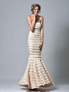 the IT mermaid dress