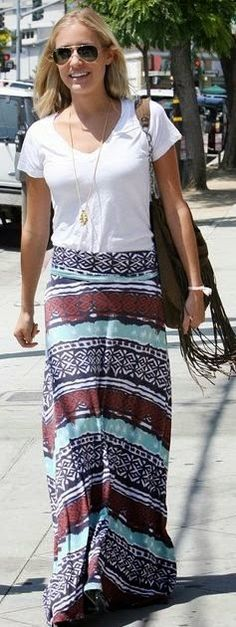 Summer Fashion Skirt Ideas