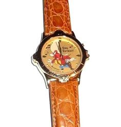 Yosemite Sam Armitron Looney Tunes Musical Wrist Watch