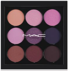 MAC Eyeshadow X9 palette in Purple