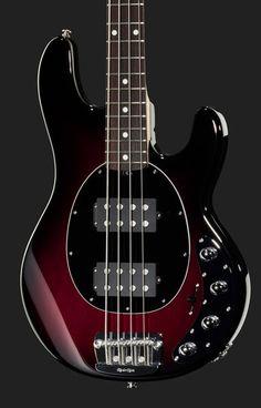 Music Man Stingray 4 HH 3BD RW BCB MH, 4 string bass guitar #musicman #guitar #thomann