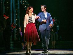 "Laura Osnes & Corey Cott will lead Broadway transfer of ""The Bandstand"" next season."