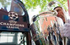 Oggi sorteggio della fase a gironi della Champions League