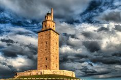 Faro HDR by Jose  Pombo, via 500px