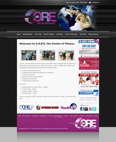 corecof.com CORE Center of Fitness
