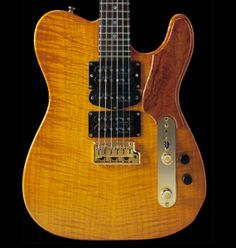 Electric Guitars: Custom, Boutique Companies & Manufacturers