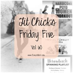 Fit Chicks - Friday