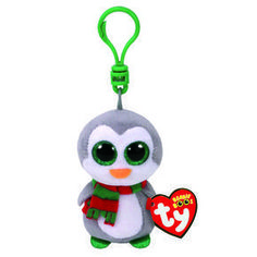 TY Beanie Boo Chilly the Penguin Keyring Clip, All Beanie Boos, Ty Beanie, Beanie Babies, Christmas Stocking Stuffers, Christmas Stockings, Ty Boos, Decorating With Christmas Lights, Cute Toys, Cool Gifts