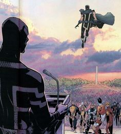 Are These Massive Spoilers For X-Men In 2016? Or Just 4chan/co Fan-Fic?