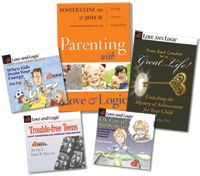 Ages 7-12 Parenting Package  Guaranteed to lower stress in parenting.