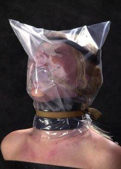 Maybe, were plastic bag hood bondage down! Excuse