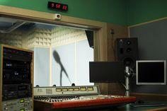Estudio 2 de Radio