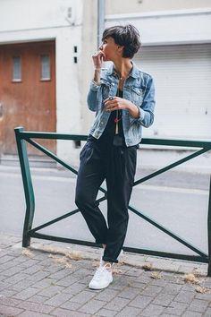 Modische Jeansjacke für Damen für Frühling 2016 kaufen   Damenmode