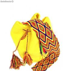 una hebra mochila wayuu - Google Search