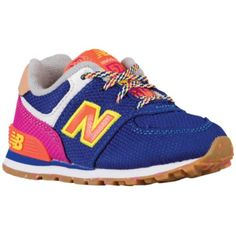 New Balance 574 - Girls' Toddler