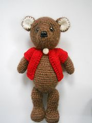 Ravelry: aniston31's Baby Bear Cub
