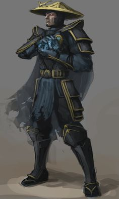 Raiden for Mortal Kombat. I've been playing MK since the ripe age of 2 and Raiden has been a favourite of mine ever since then! I mean COME ON. Who doesn't love a THUNDER GOD?