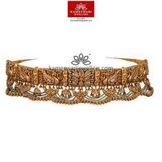 Wedding Jewellery Designs, Gold Jewellery Design, Wedding Jewelry, Gold Jewelry, Jewelery, Gold Waist Belt, Vaddanam Designs, Waist Jewelry, Work Belt
