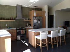 Streng home kitchen remodel